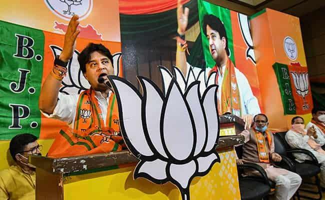 Madhya Pradesh Bypolls Will Decide Future Of State Jyotiraditya Scindia-min