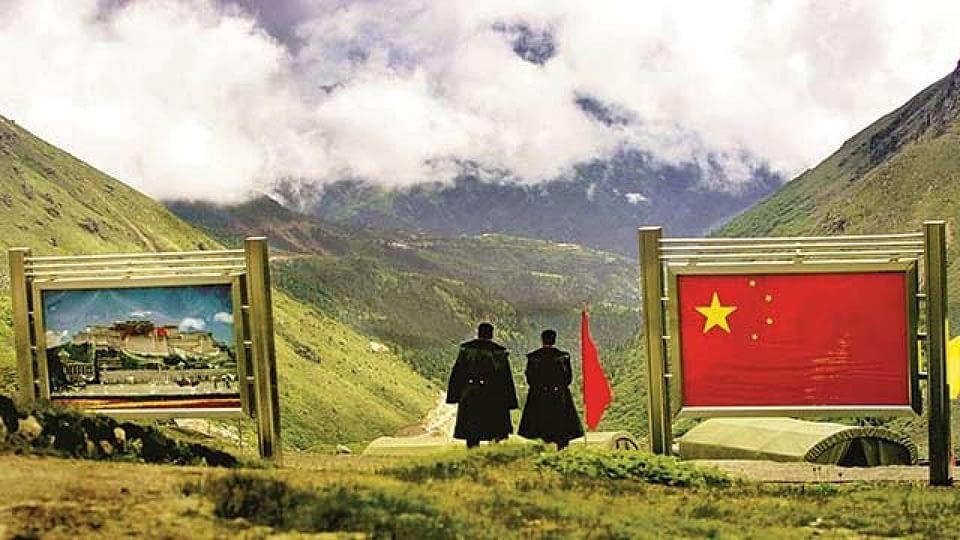 china arunachal border
