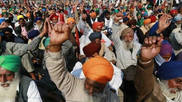 langar at farmers protests