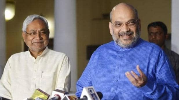 Nitish Kumar and Amit Shah will campaign together for Delhi Election