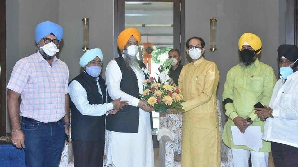 Shiv Sena targets BJP over farmers protest