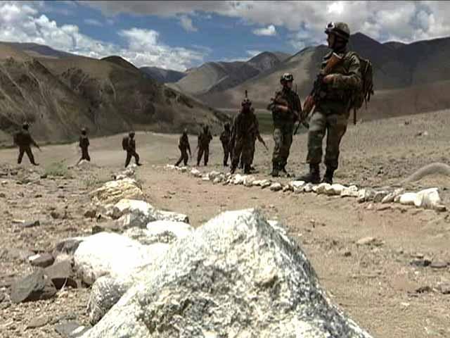 ladakh war
