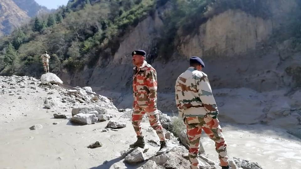 uttarakhand hills army