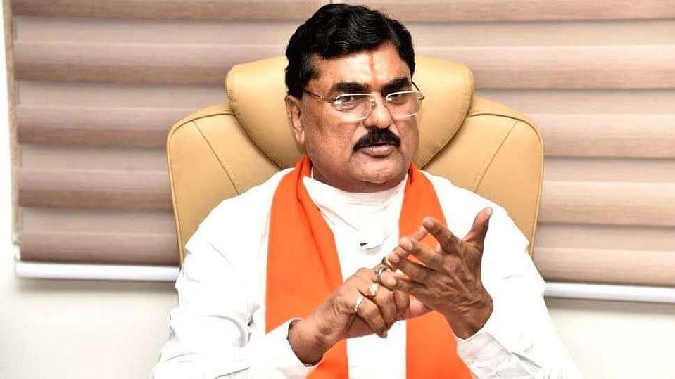 MP Min Kamal Patel on Farm Stir