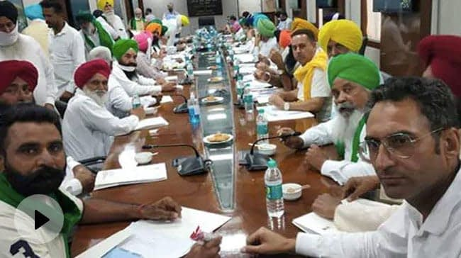 Farmers Leave Meeting Over Minister's Absence