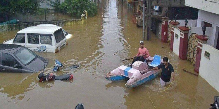 Telangana Flood