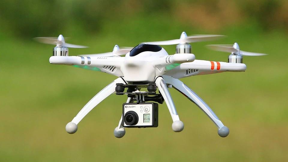 drones india