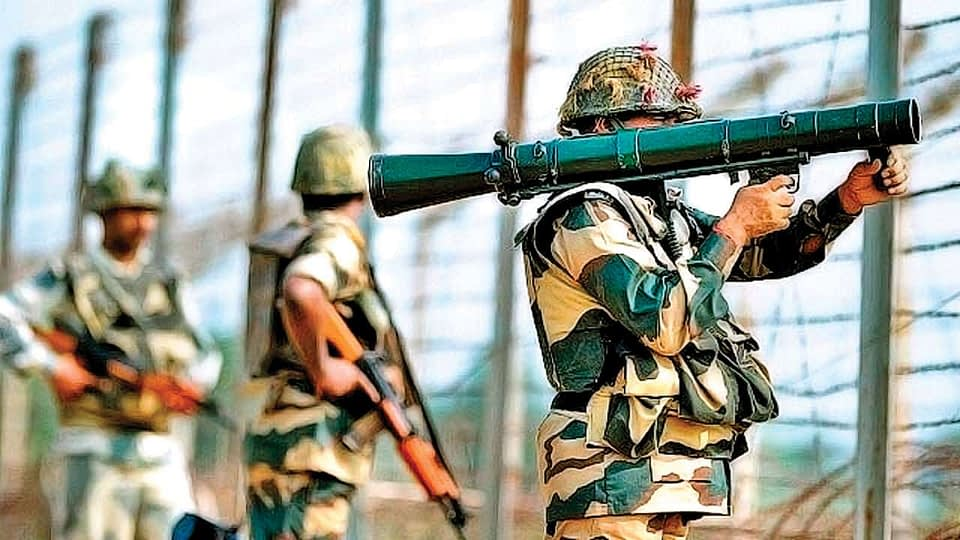 india pakistan LoC ceasefire