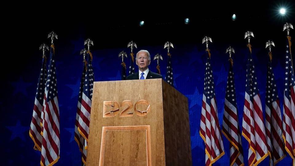 Democratic presidential nomination
