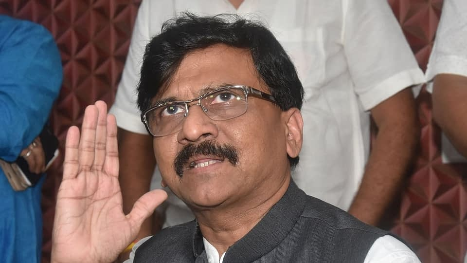 Sanjayb Raut Raosaheb Danve