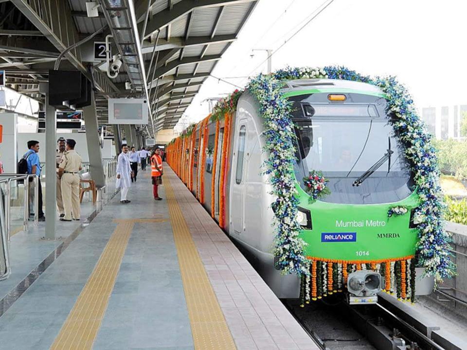 Kanjur Metro 3 plot