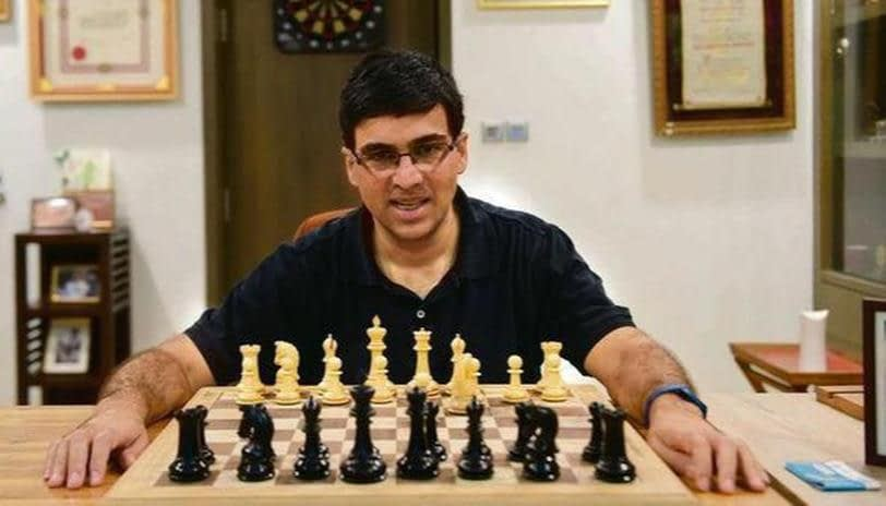 Anand draws with Duda, ends joint sixth in Tata Steel Chess