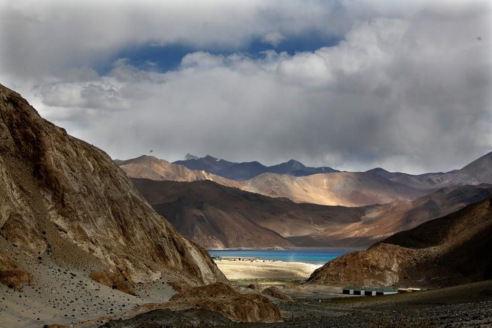 disengagement in ladakh