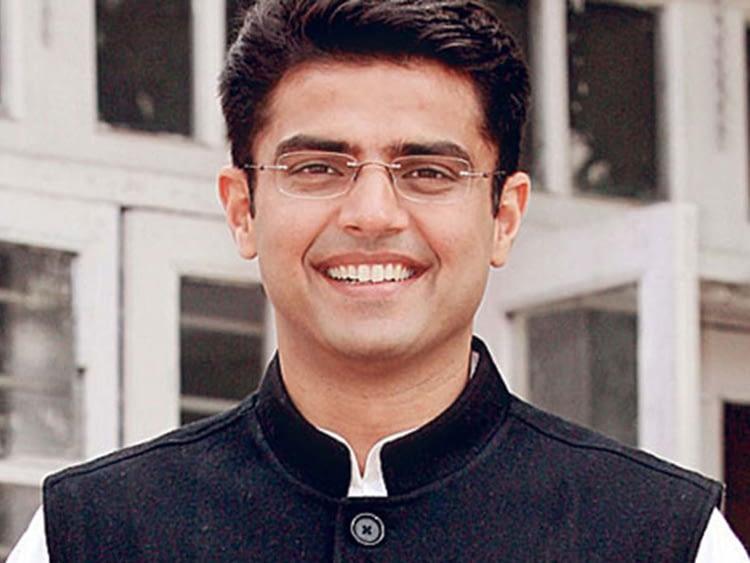 Sachin Pilot in Rajasthan