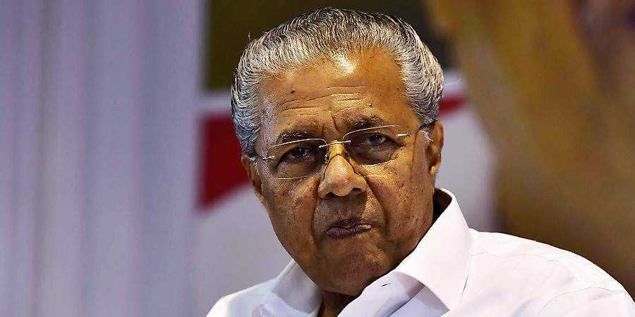 Kerala CM writes to PM, seeks airlifting of Indians from